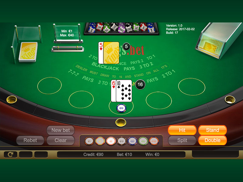 Multiplatform HTML5 casino games screenshot